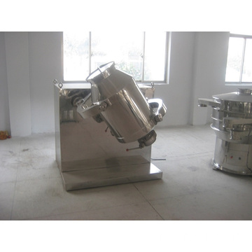 High Effiency Commercial Stainless Steel Three Dimensionmixer Machine